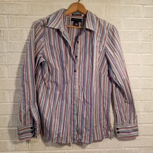 3 for 20 Charter Club 14 striped button down